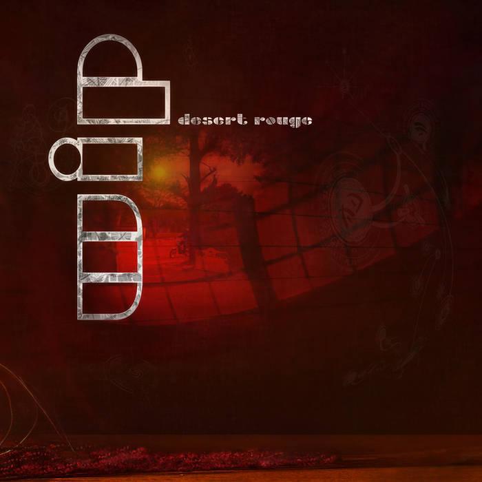 Désert Rouge cover art
