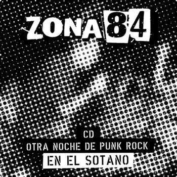 OTRA NOCHE DE PUNK ROCK (CD) cover art