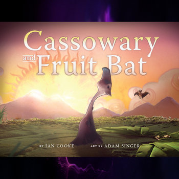 Cassowary & Fruit Bat Collection cover art