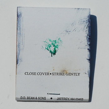 Close Cover Strike Gently cover art