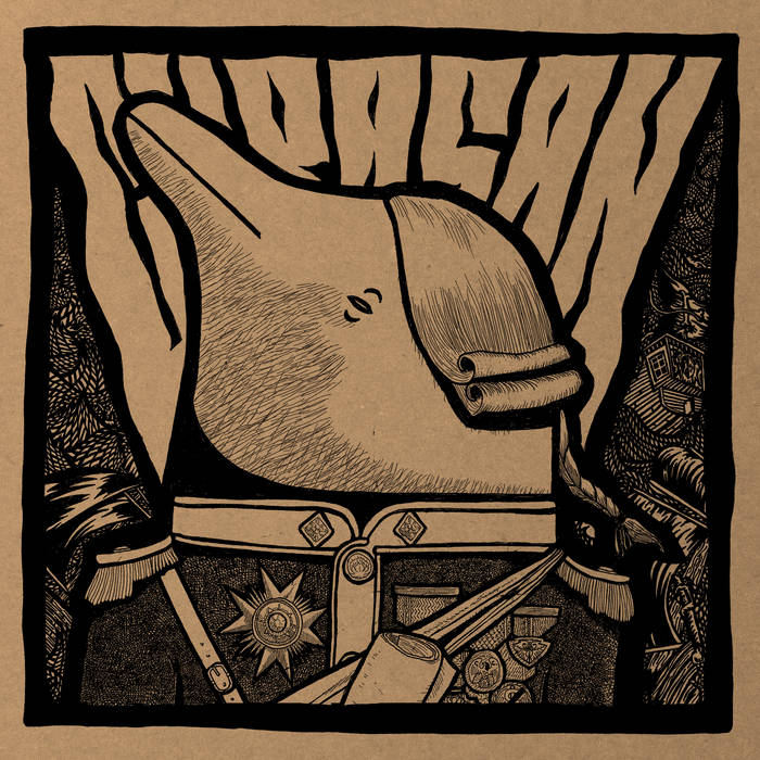 CURASANGRE! cover art