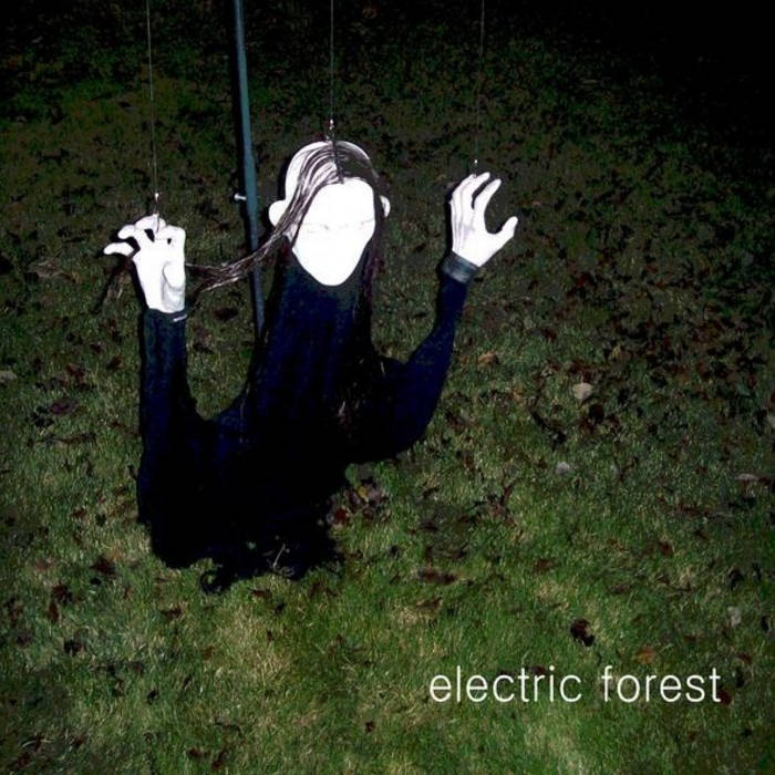 Electric Forest EP cover art