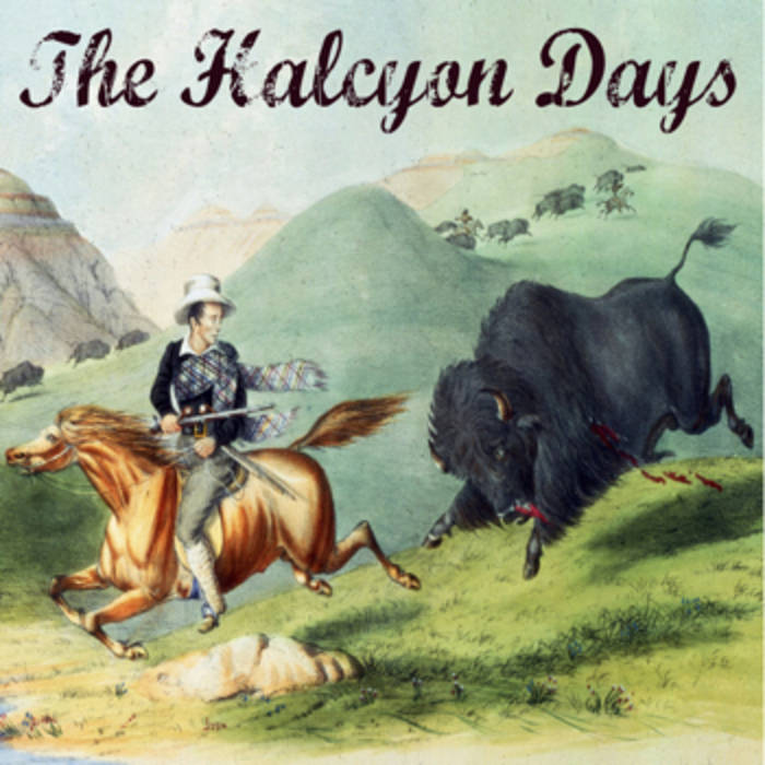 The Halcyon Days [EP] cover art