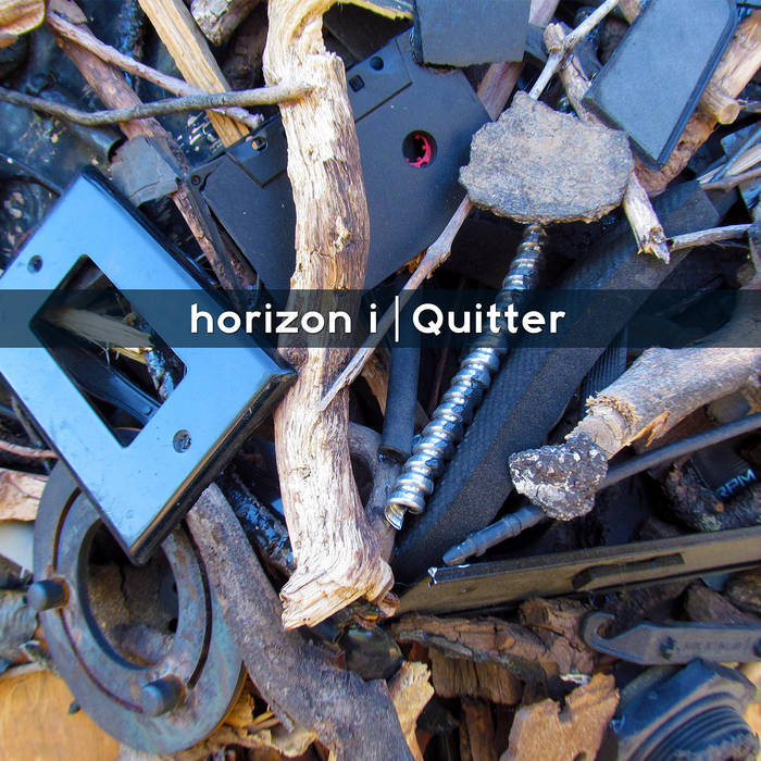 Quitter cover art