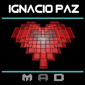 MAD EP cover art
