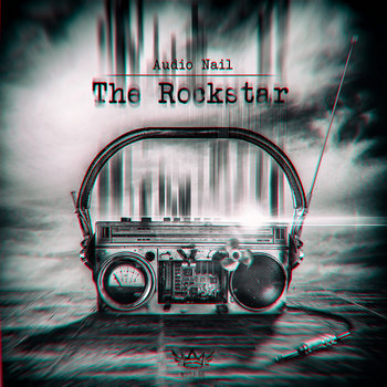 Audio Nail - The Rockstar cover art