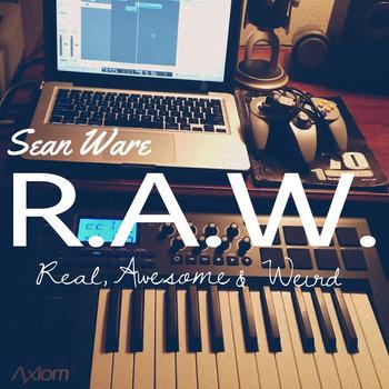 R.A.W cover art