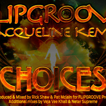ODH-S-0009 Flipgroove Ft. Jacqueline Kemp - Choices cover art