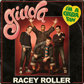 Racey Roller cover art