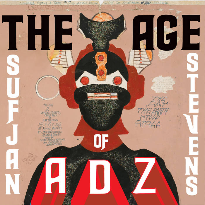 The Age of Adz cover art