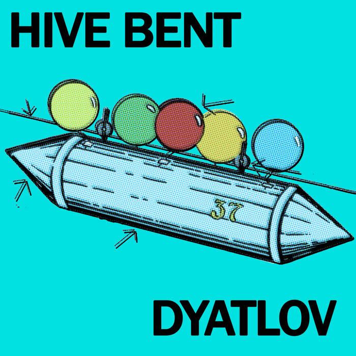 Dyatlov cover art