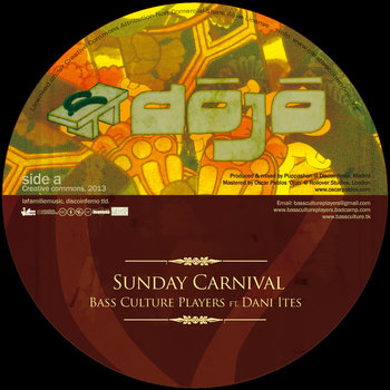 Sunday Carnival cover art