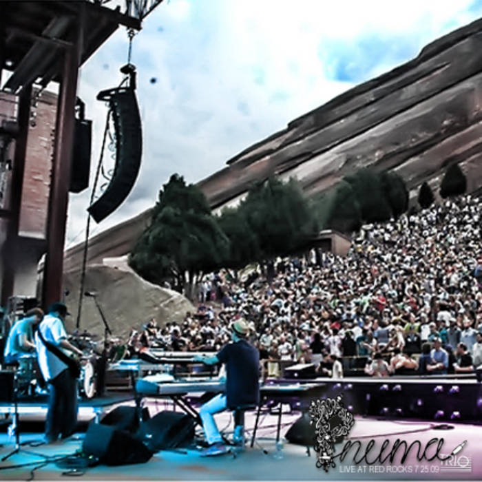 Live at Red Rocks cover art