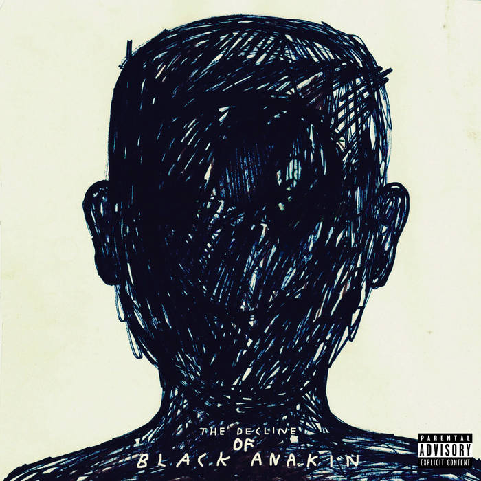 The Decline of Black Anakin EP cover art