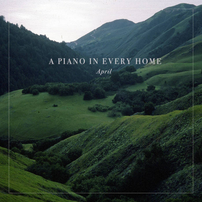 April (Single) cover art