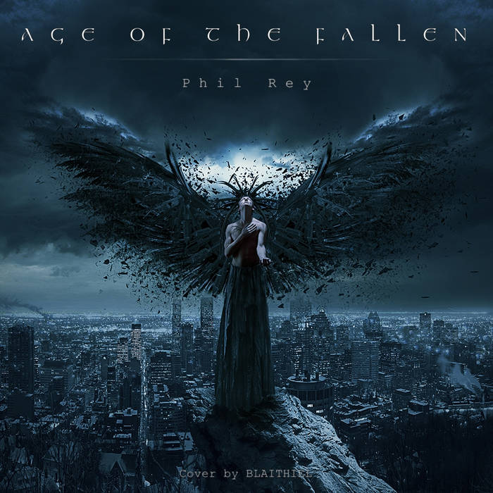 Age of the Fallen - preview cover art