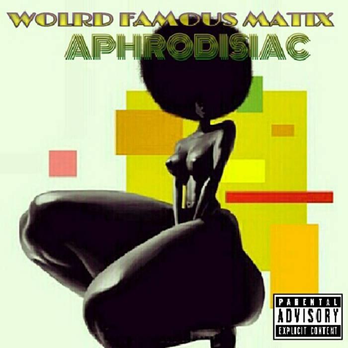 APHRODISIAC ft. Quentin Dennard × Kendrick Hardaway cover art