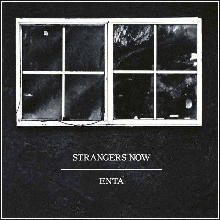 Strangers Now // Enta Split cover art