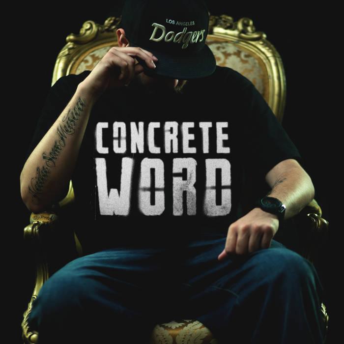 Concrete Word cover art