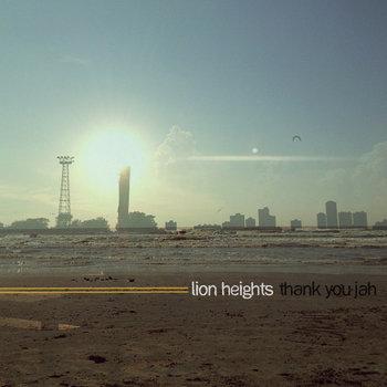 Thank You Jah (Single) cover art