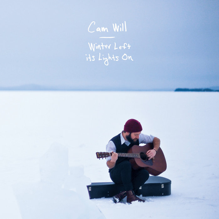 Winter Left Its Lights On cover art