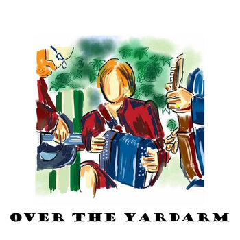 Over The Yardarm EP cover art