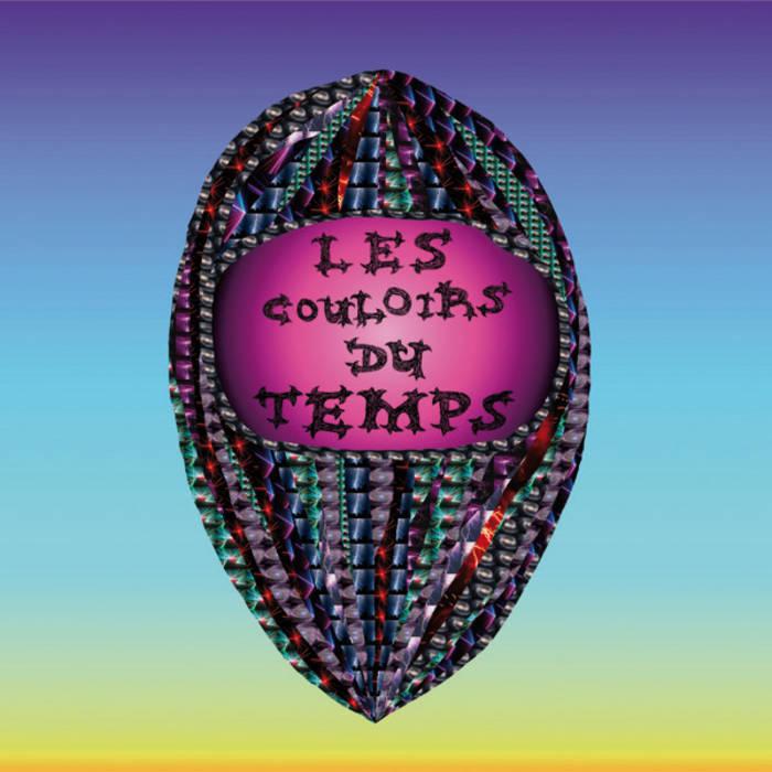 Les Couloirs du Temps (CD & comic book) cover art