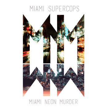 Miami Neon Murder cover art