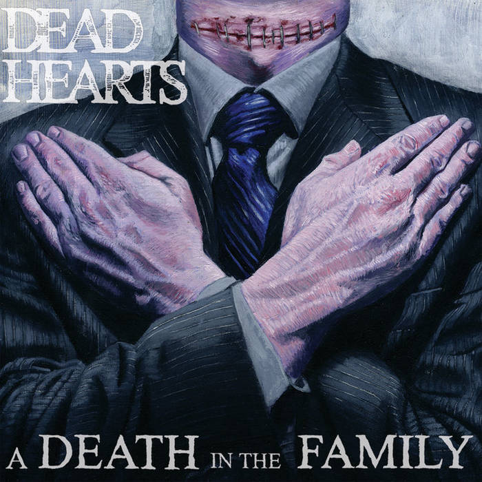 """A Death in The Family"" cover art"