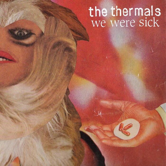 We Were Sick cover art