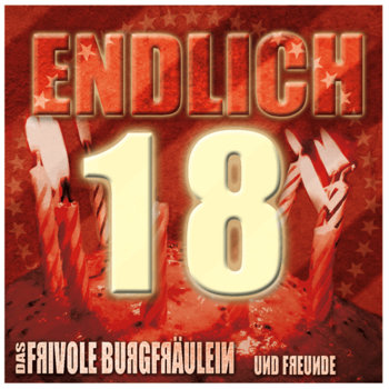 Endlich 18 cover art