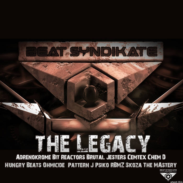 Beat Syndikate Volume 2 The Legacy cover art