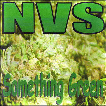 Something Green cover art