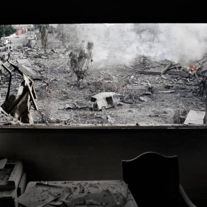 Gaza cover art