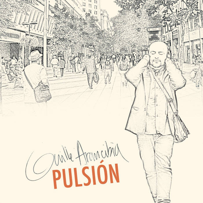 PULSIÓN cover art