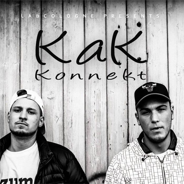 DzumS & Benni Bandito - KaKKonnekt EP cover art