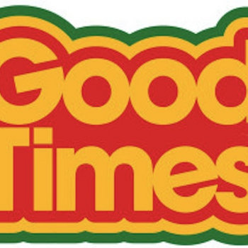 The Good Times cover art