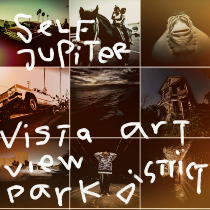 Vista view park art district cover art