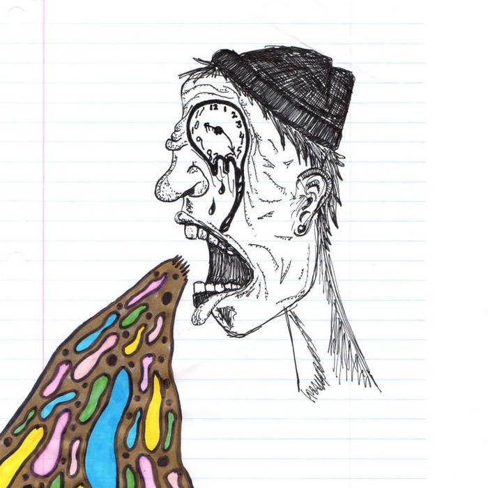 This Is What Comes Out Of Me cover art