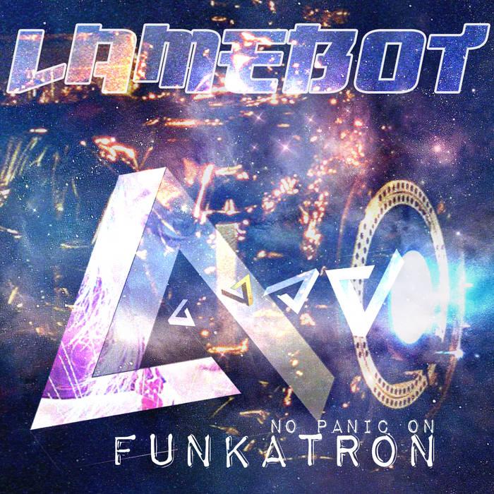 No Panic On Funkatron cover art