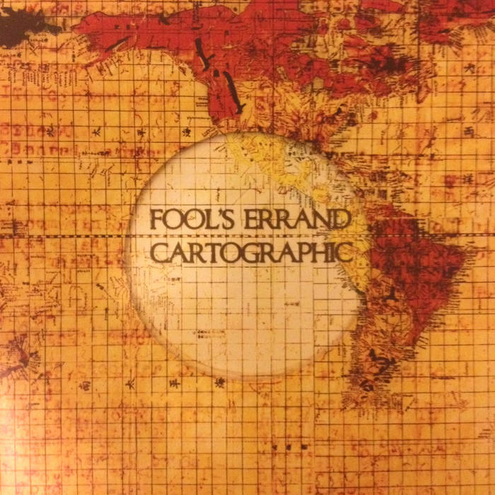 Cartographic cover art