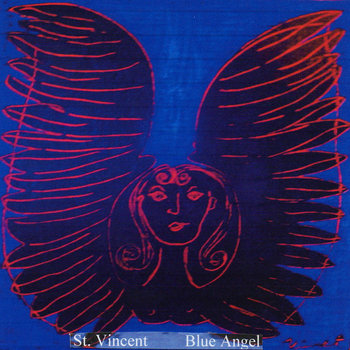 Blue Angel cover art