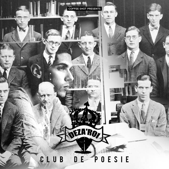 Club de Poésie cover art