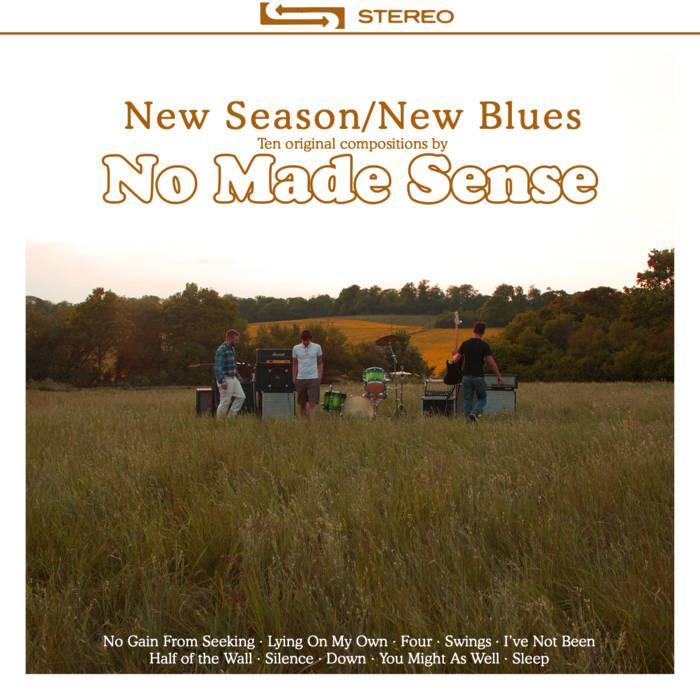 New Season/New Blues cover art