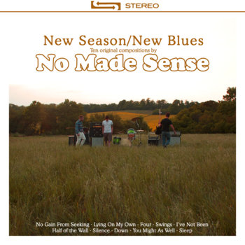New Season/New Blues cover art