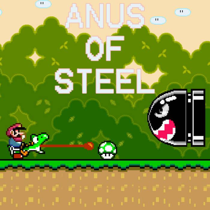 Anus of Steel cover art