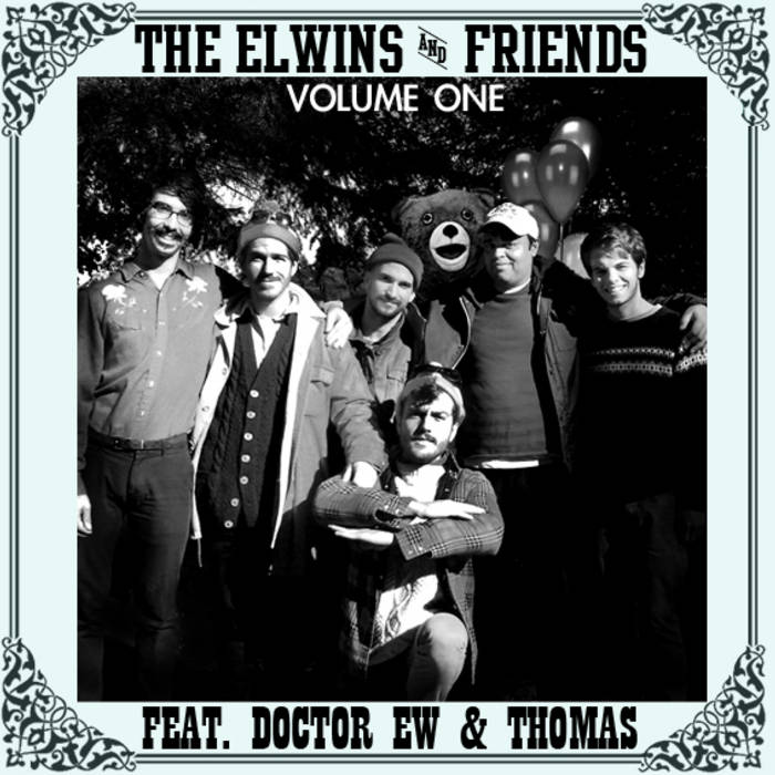 The Elwins and Friends Vol. 1 cover art