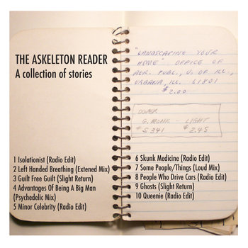 The Askeleton Reader - A Collection Of Stories cover art