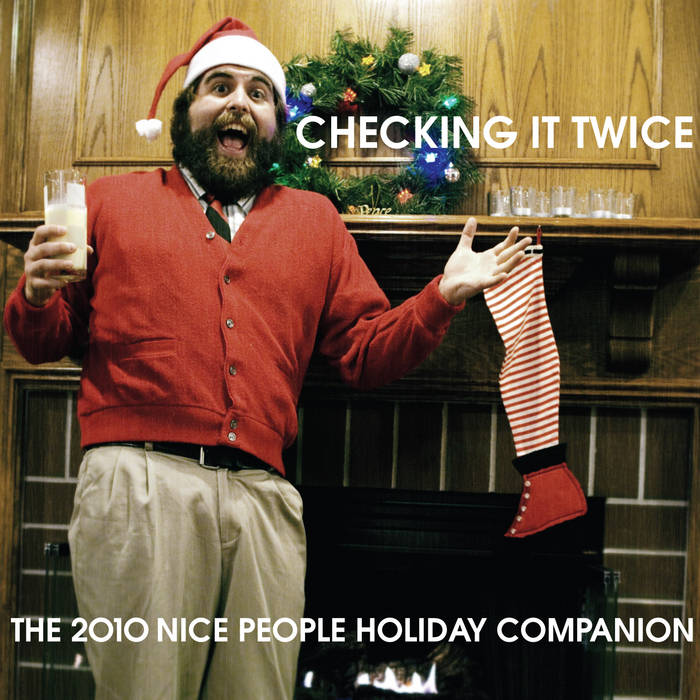 Checking it Twice - The 2010 Nice People Holiday Companion cover art