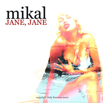 Jane, Jane cover art